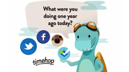 Timehop llega a Android, la máquina del tiempo de las redes sociales