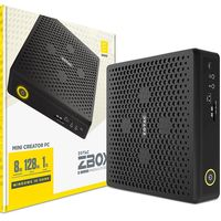 ZOTAC presenta sus nuevos ZBOX Magnus-E Mini, un PC compacto a la última en prestaciones y con gráficas NVIDIA GeForce RTX
