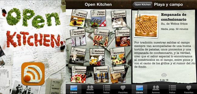 Aplicaciones gastronómicas - 2