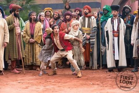 Aladdin Remake Accion Real Nuevas Fotos 1