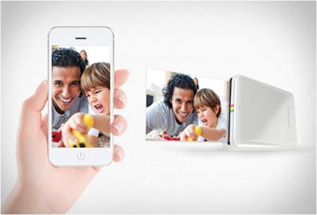 Polaroid ZIP, mini impresora instantánea