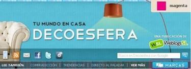 Nuevo índice de marcas en Decoesfera
