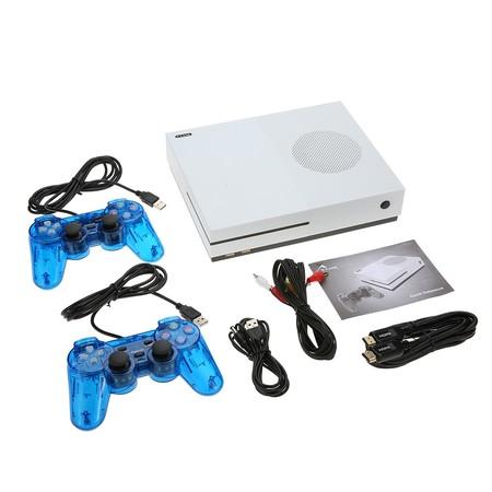 Oferta Flash: consola retro X-Game, con 600 juegos y ranura SD, por 41,49 euros y envío gratis