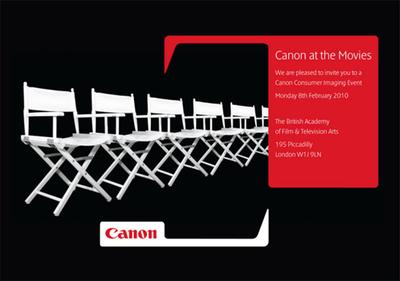 Canon anunciará nuevas cámaras el 8 de Febrero