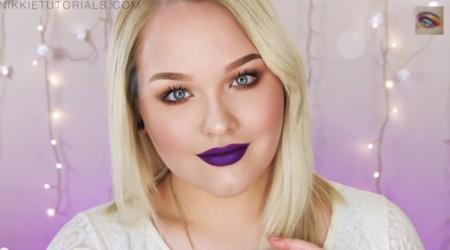 ¿Te atreves a lucir tus labios de un color llamativo?