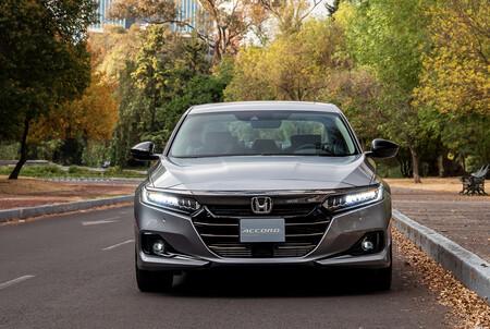 Honda Accord 2021 Precio Mexico 4