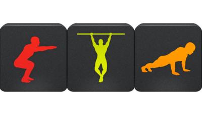 Runtastic y sus aplicaciones para realizar flexiones, dominadas, sentadillas, abdominales y más