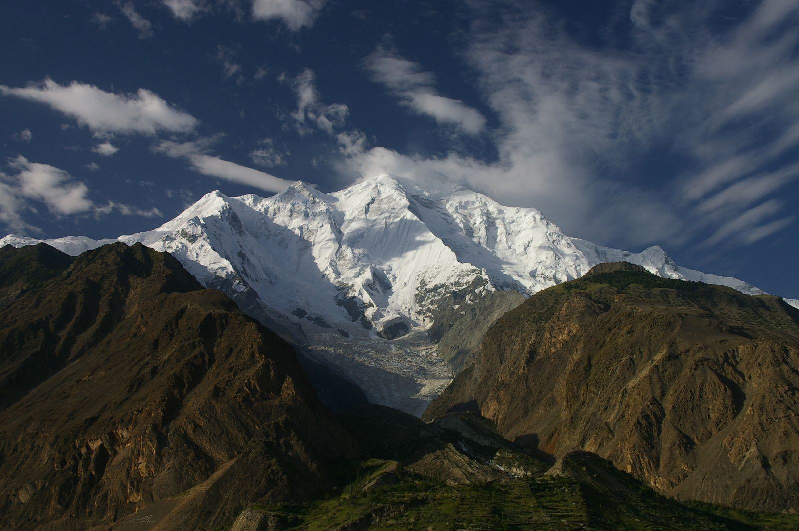 Carretera Karakorum, puntos de intés