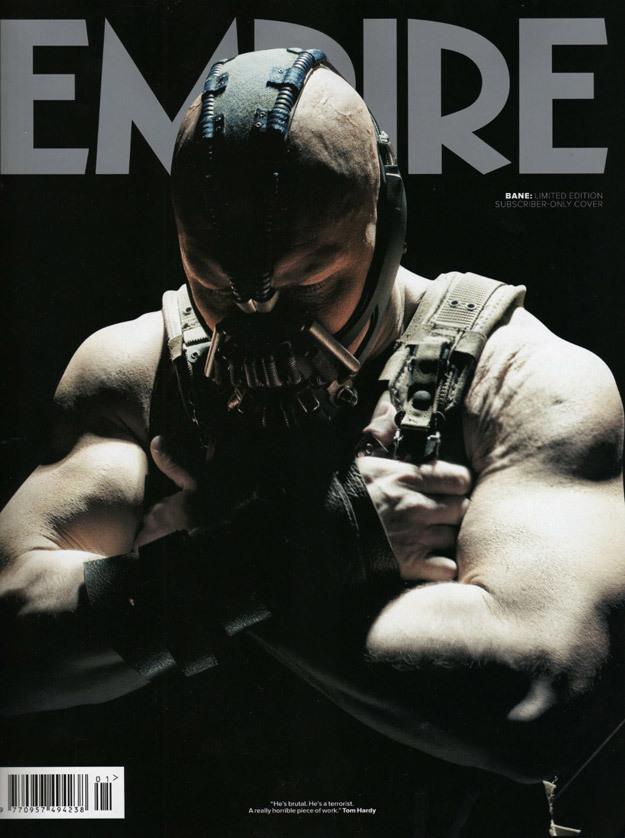 'El caballero oscuro: La leyenda renace', nuevas imágenes