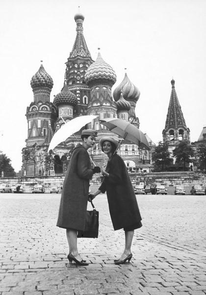 Dior vuelve a Moscú, cincuenta y cuatro años después