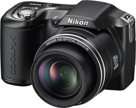 Nikon L100, compacta de zoom largo