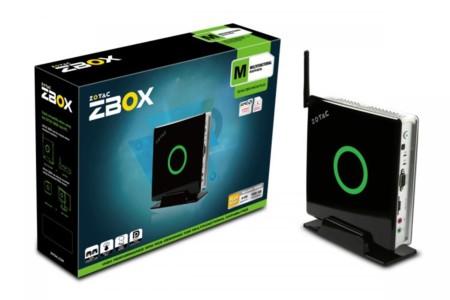 Zotac ZBOX MA760, la primera mini-PC que soporta cuatro monitores