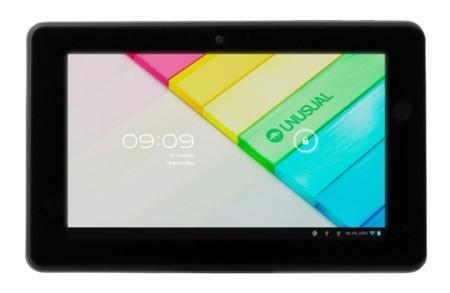 Unusual Vortex Dual, tablet de 7 pulgadas que busca su hueco