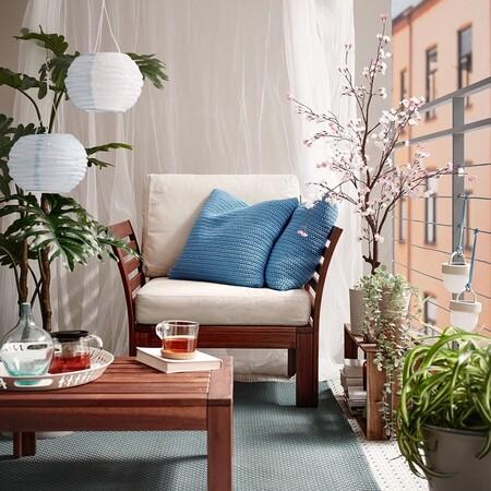 iluminacion de balcon y terraza