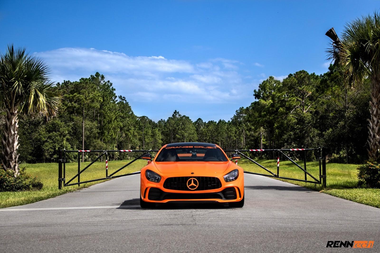 Foto de Renntech Mercedes-AMG GT R (3/14)