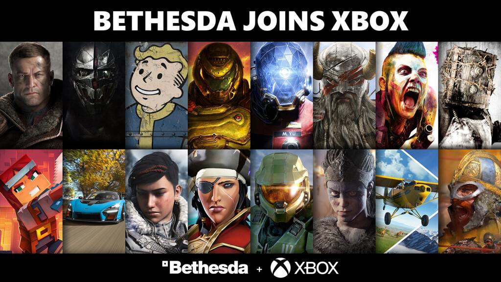 Microsoft culmina la compra de Bethesda: Phil Spencer revela games únicos en GamePass desde esta semana