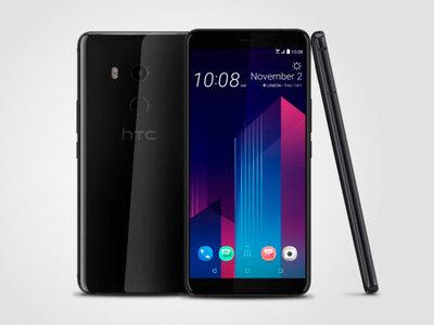HTC U11 Plus: los 18:9 con marco táctil que llegan a tope de casi todo y demasiado tarde