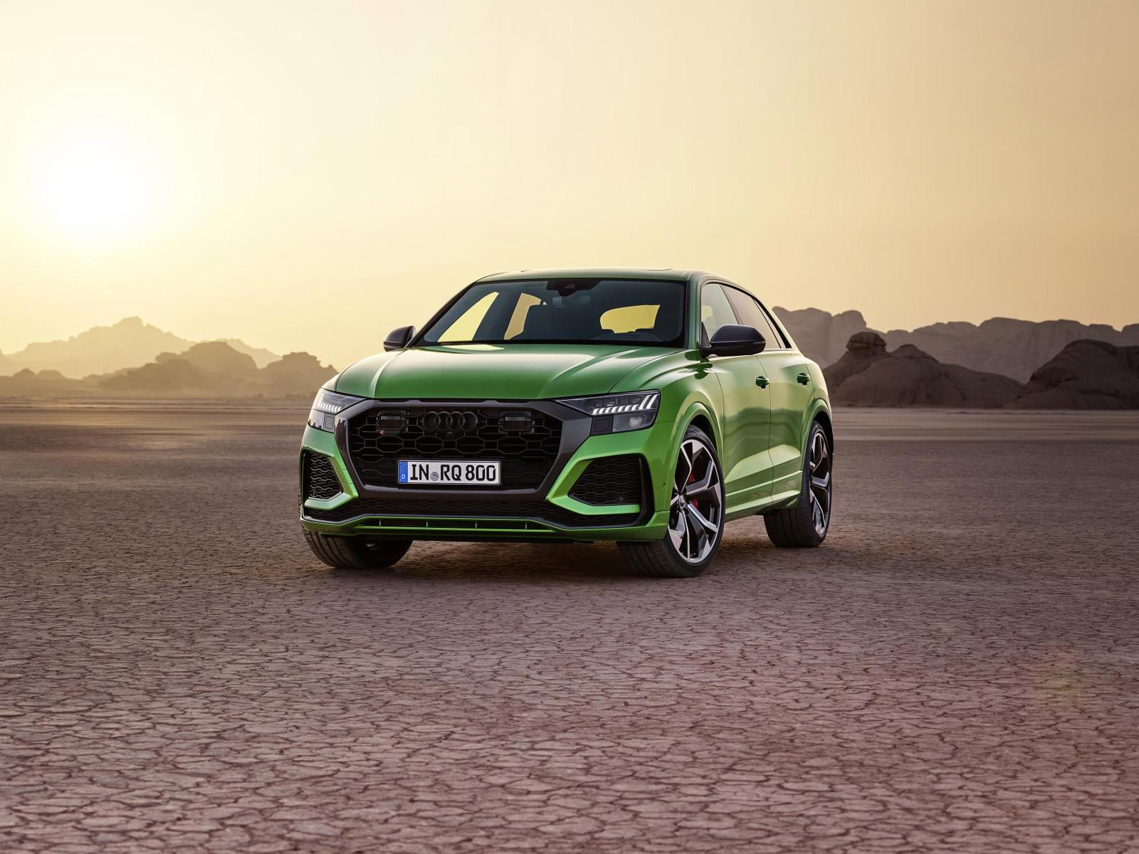 Foto de Audi RS Q8 2020 (44/47)