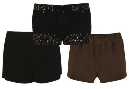 shorts kate moss topshop