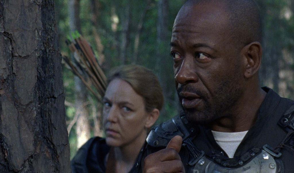 The Walking Dead Episode 802