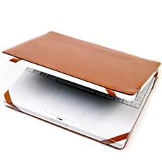 Cubierta de piel para el iBook