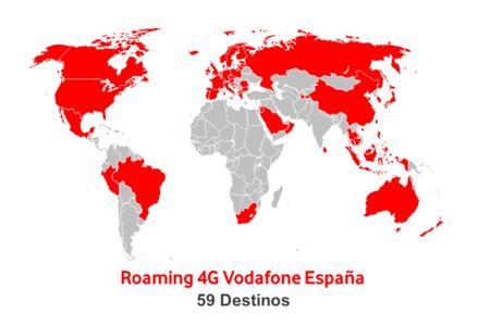Roaming Vodafone 4G