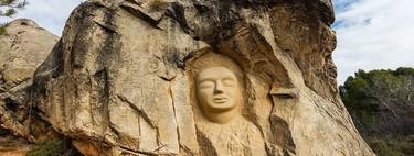 Bienvenido a la Ruta de las Caras, un conjunto de rostros pétreos en España