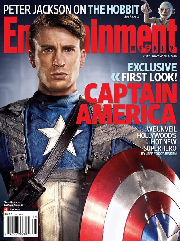 Foto de 'Captain America: The First Avenger', nuevas imágenes (1/7)