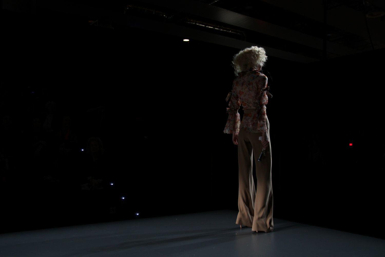 Foto de Alma Aguilar en la Cibeles Madrid Fashion Week Otoño-Invierno 2011/2012 (28/126)