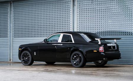 Project Cullinan, o por qué este Rolls-Royce Phantom tiene alerón
