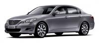 Hyundai desvela del Hyundai Genesis en Corea