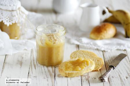 Receta de mermelada de plátano y ron, sabores para conquistar en el desayuno