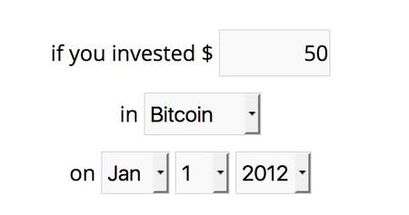Bitcoin calculadora