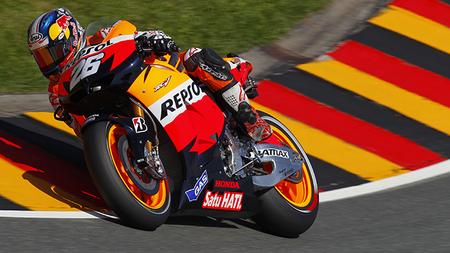 MotoGP Alemania 2012: Dani Pedrosa consolida su buen momento con una gran victoria