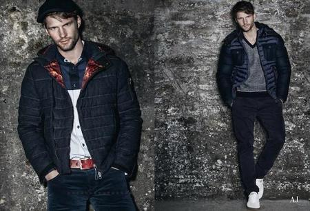 Armani Jeans: rapsodia bohemia