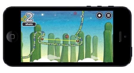 Pangolin juego iOS