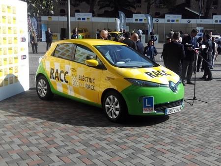 Renault Zoe Racc