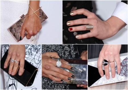 anillos bolsos y pulseras people´s choice premios 2014