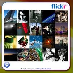 Flickr Interestingness Widget: Las mejores fotos en tu Dashboard