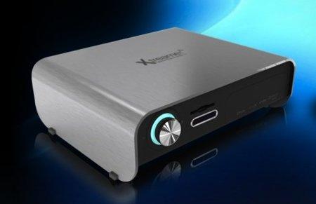 Xtreamer está dispuesto a no dejar disco duro multimedia con cabeza