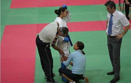 Lesiones de rodilla en el deporte