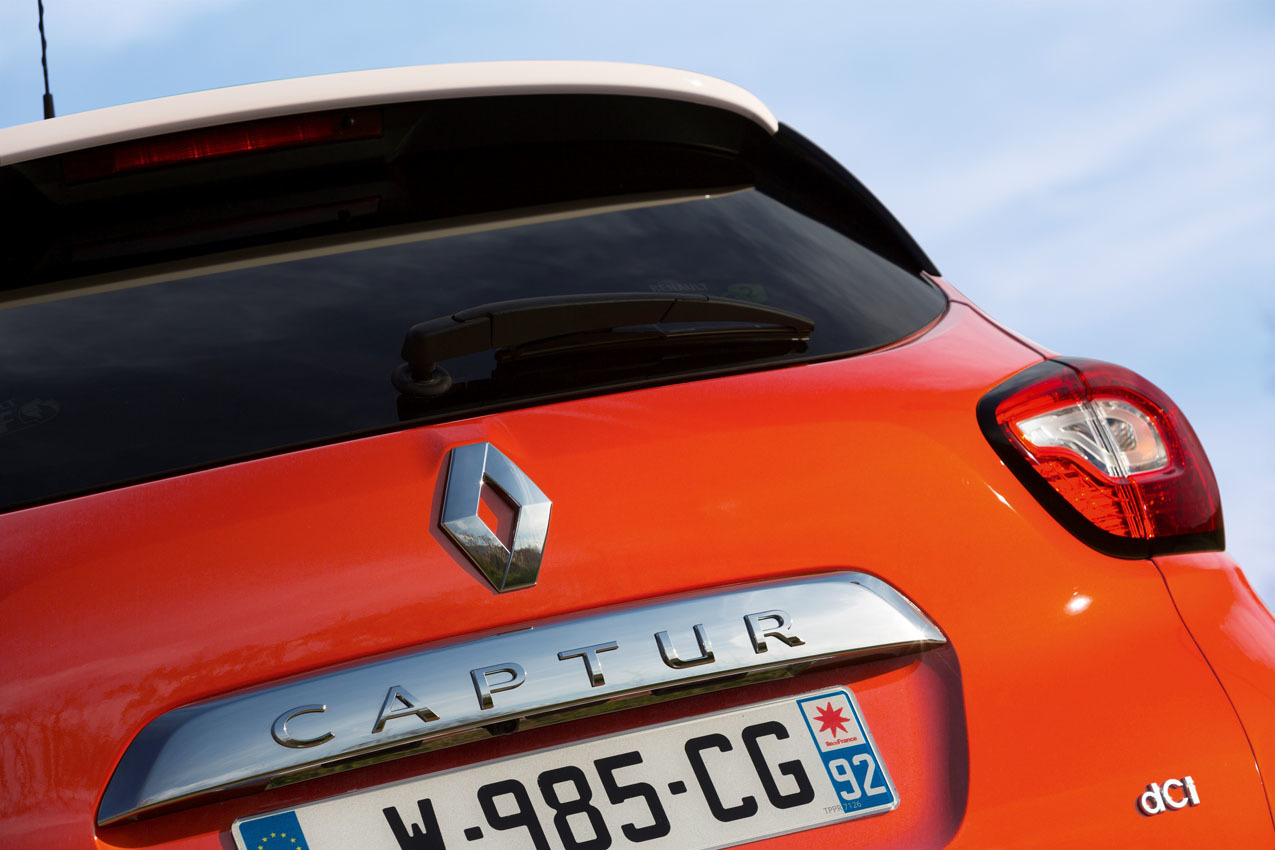 Foto de Renault Captur 2013 (19/19)