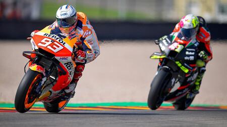"""Aleix Espargaró lo tiene claro: """"Marc Márquez es el mejor piloto de la historia de MotoGP, delante de Valentino Rossi"""""""