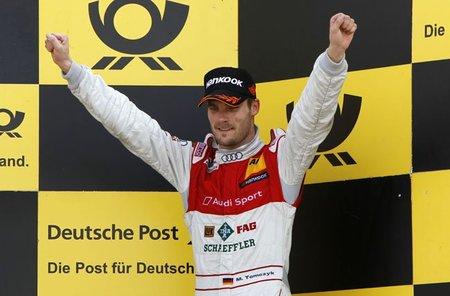 Martin Tomczyk es el nuevo campeón del DTM