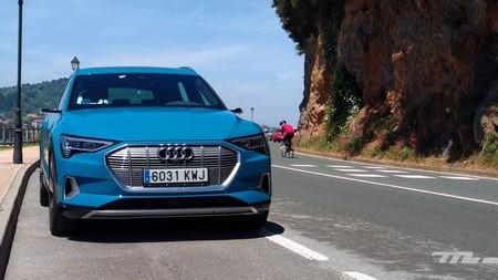 Audi E Tron 25
