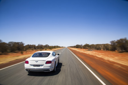 Bentley Continental Gt Speed Vmax In The Outback 16