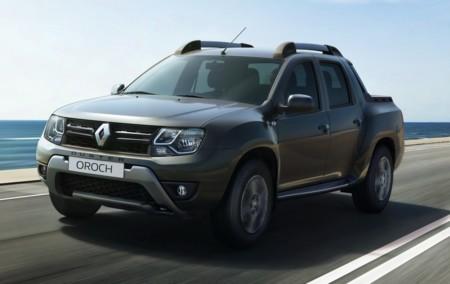 Renault Duster Oroch, una pick-up con gran potencial