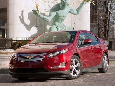 Chevrolet Volt, Car of the Year 2011 en EEUU