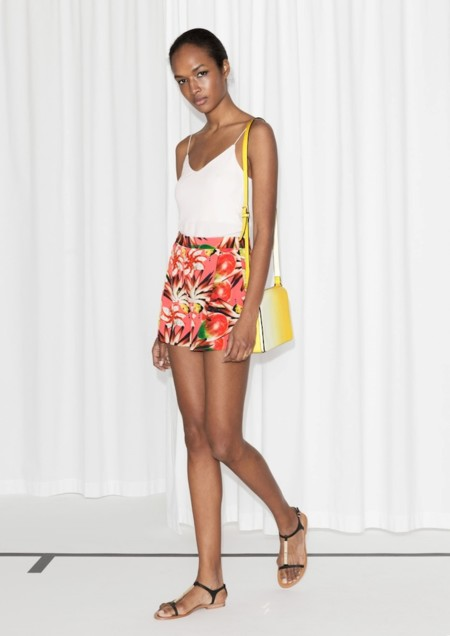 Shorts Tropicales