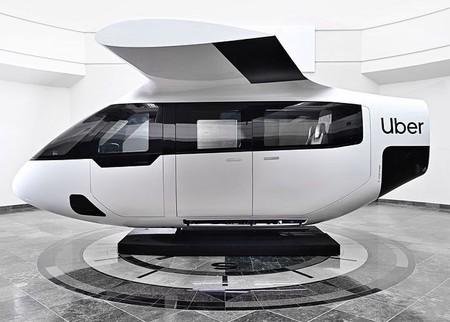 Uber nos muestra el diseño final de su taxi volador y confirma que iniciarán operaciones en 2023 con la ayuda de la NASA